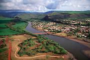 Russian Fort, Waimea,  Kauai, Hawaii<br />