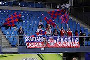 DESCRIZIONE : Pesaro Lega A 2011-12 Scavolini Siviglia Pesaro Novipiu Casale Monferrato<br /> GIOCATORE : tifosi<br /> CATEGORIA : tifosi curva<br /> SQUADRA : Novipiu Casale Monferrato<br /> EVENTO : Campionato Lega A 2011-2012<br /> GARA : Scavolini Siviglia Pesaro Novipiu Casale Monferrato<br /> DATA : 15/01/2012<br /> SPORT : Pallacanestro<br /> AUTORE : Agenzia Ciamillo-Castoria/C.De Massis<br /> Galleria : Lega Basket A 2011-2012<br /> Fotonotizia : Pesaro Lega A 2011-12 Scavolini Siviglia Pesaro Novipiu Casale Monferrato<br /> Predefinita :