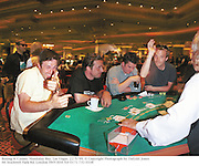 Boxing 4. Casino. Mandalay Bay, Las Vegas. 22/5/99. © Copyright Photograph by Dafydd Jones<br />