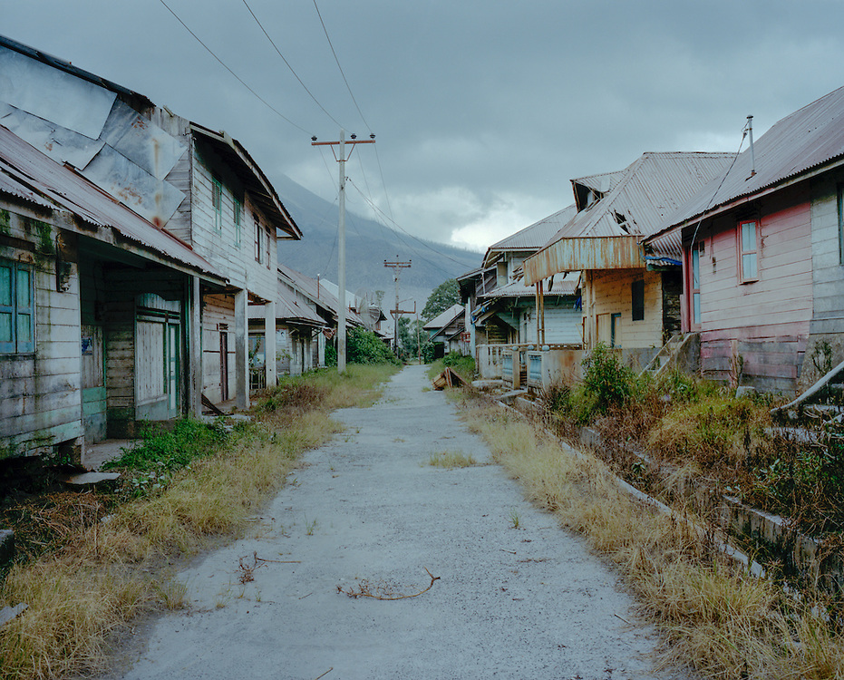 Ghost Town of Sinabung
