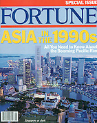 "TEARSHEET: ""Singapore"" by Heimo Aga for Fortune."