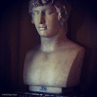 Old classical sculpture