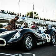 Goodwood Revival racing