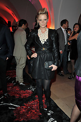 EMILIA FOX at a fashion show & party to celebrate the launch of the Vanessa G label held at the Banqueting Hall, Whitehall, London on 23rd March 2011.