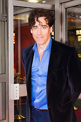 Odeon West End, London, June 16th 2014. Stephen Mangan who was supposed to be attending another red carpet event erroneously arrives for the Gala Screening of Clint Eastwood's big screen version of the Tony Award winning musical Jersey Boys.