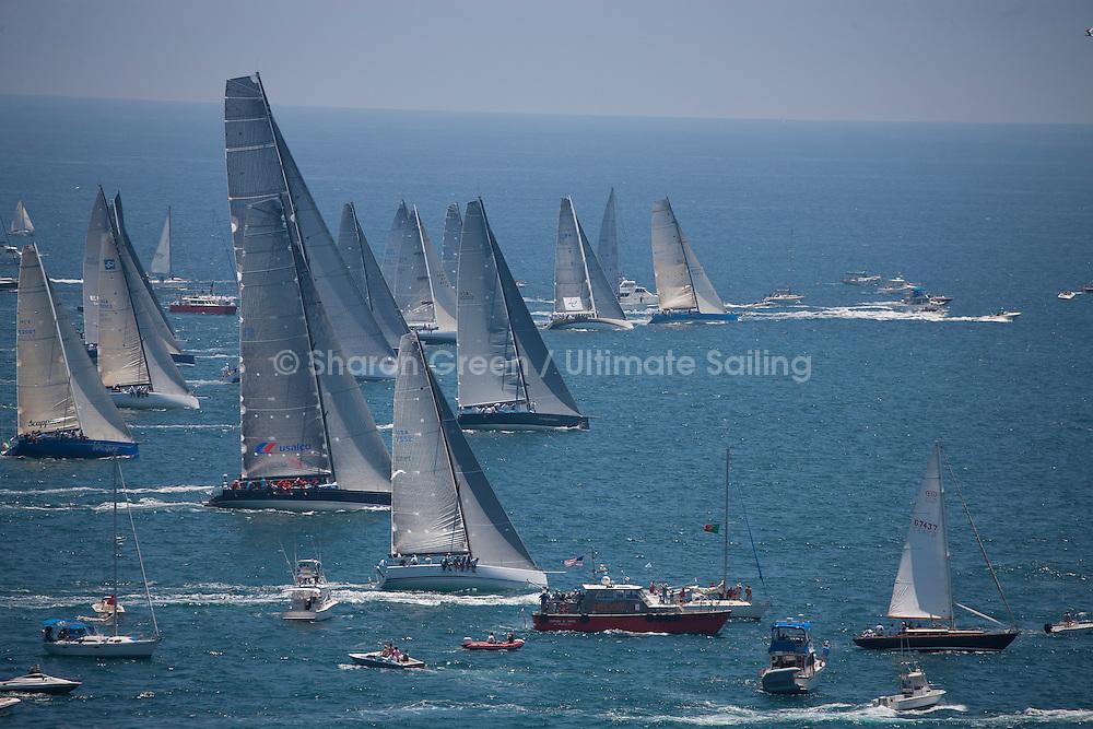 2013 Transpac Yacht Race, 3rd Start, July 13, 2013