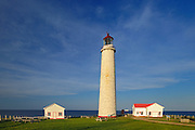 Cap-des-Rosiers Lighthouse National Historic Site of Canada<br /> Quebec<br /> Canada