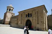Georgia, Mtskheta, Svetitskhoveli Cathedral, the Living Pillar Cathedral