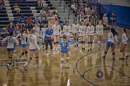 2018-19 SDHS Volleyball