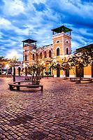 Mercado Público Municipal. Florianópolis, Santa Catarina, Brasil. / <br /> Municipal Public Market. Florianopolis, Santa Catarina, Brazil.