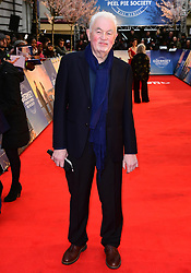Kevin Hood attending The Guernsey Literary and Potato Peel Pie Society world premiere held at Curzon Mayfair, London.