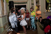 JO GOULD, Svletlana and Jawek's Asylum seekers arranged marriage valentines party. Home House. 12 February 2010