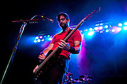 Chevelle performing at the Lifestyles Community Pavilion in Columbus, OH on September 9, 2011