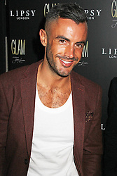 © Licensed to London News Pictures. 29/08/2013. LONDON. Dan Neal, Lipsy Glam - Fragrance Launch, The Cumberland Hotel, London UK, 29 August 2013. Photo credit : Brett D. Cove/Piqtured/LNP