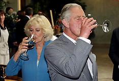 Nelson-Royals Prince Charles and Camilla at Mahana Winery