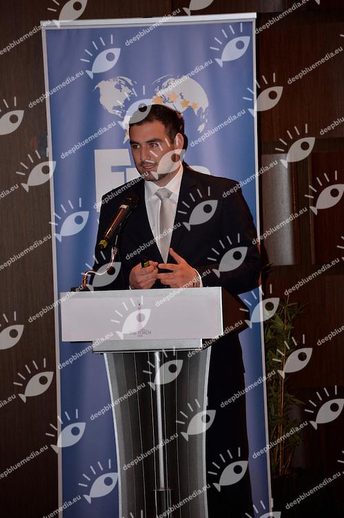 Lima<br /> Fina Events Bids Meeting<br /> Doha (Qatar) 02 December 2014<br /> Photo Giorgio Scala / Deepbluemedia