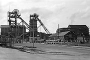 Creswell Colliery, Derbyshire 23-02-1993