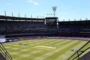 A general view of the MCG during the Magellan fourth test match between Australia v England at  the Melbourne Cricket Ground, Melbourne, Australia on 26 December 2017. Photo by Mark  Witte.