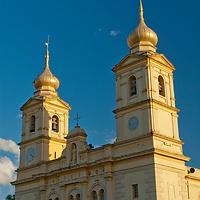 Igreja Matriz de São Sebastiao, Bage, Rio Grande do Sul, Brasil, foto de Ze Paiva, Vista Imagens.