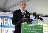 U.S. Rep. Ralph Abraham who is running for Govenor in Louisiana,  at Louisiana Grow's OIl and Natural Gas Industry Day in Baton Rouge