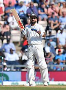 Virat Kohli (captain) of India during the 4th day of the 4th SpecSavers International Test Match 2018 match between England and India at the Ageas Bowl, Southampton, United Kingdom on 2 September 2018.