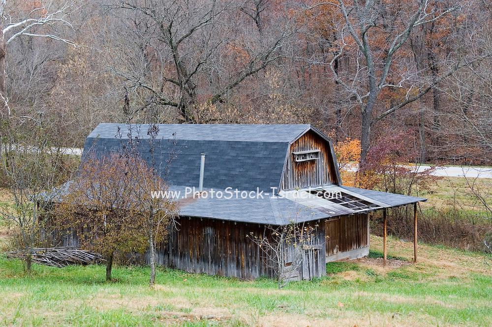 Arkansas AR USA, Hillbillies in the Ozark mountains