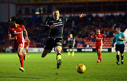 Rory Gaffney of Bristol Rovers cuts a frustrated figure - Mandatory by-line: Robbie Stephenson/JMP - 26/12/2017 - FOOTBALL - Banks's Stadium - Walsall, England - Walsall v Bristol Rovers - Sky Bet League One