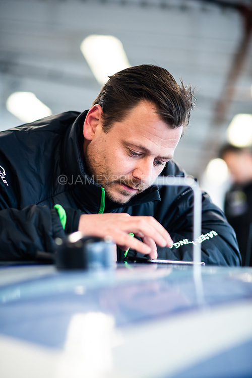 January 22-26, 2020. IMSA Weathertech Series. Rolex Daytona 24hr. Team manager Gottfried Grasser, Team GRT Grasser Racing, Lamborghini Huracan GT3