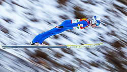 17.12.2016, Nordische Arena, Ramsau, AUT, FIS Weltcup Nordische Kombination, Skisprung, im Bild Philipp Orter (AUT) // Philipp Orter of Austria during Skijumping Competition of FIS Nordic Combined World Cup, at the Nordic Arena in Ramsau, Austria on 2016/12/17. EXPA Pictures © 2016, PhotoCredit: EXPA/ JFK