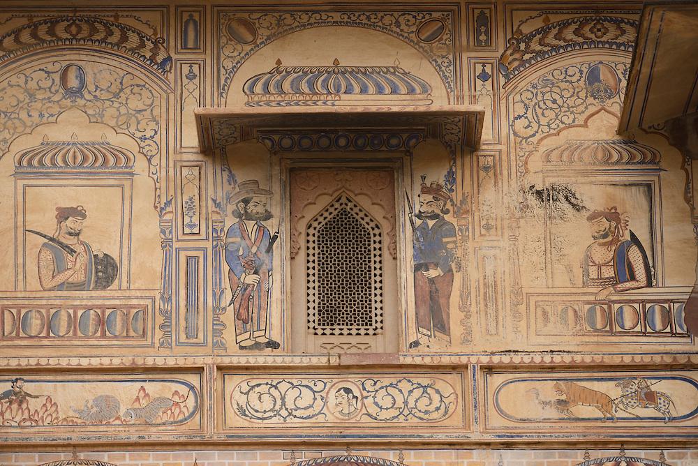 City Palace,City of Karauli,Rajasthan,India