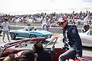 October 18-21, 2018: United States Grand Prix. Sergio Perez (MEX), Sahara Force India, VJM11