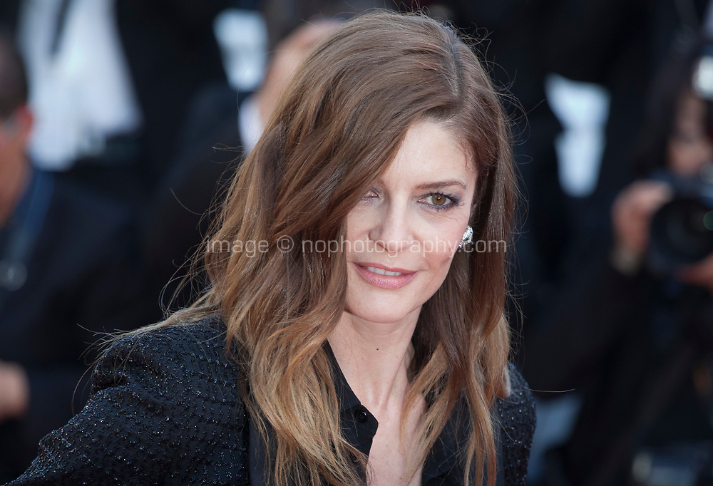 Chiara Mastroianni at the Award Ceremony and The Man Who Killed Don Quixote at the The Man Who Killed Don Quixote gala screening at the 71st Cannes Film Festival, Saturday 19th May 2018, Cannes, France. Photo credit: Doreen Kennedy