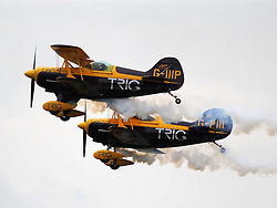 Pitts S-1D Special, Bigplanes, Aerobatic Team, The Duxford Air Show, 14th September 2014