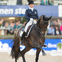 CDIO5* Grand Prix Freestyle Dressage - CHIO Rotterdam 2016
