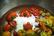 Chef Drew Deckman, slow food in baja photography