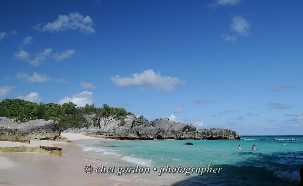 Stonehole Bay in Warwick Parish, Bermuda on Tuesday, September 18, 2012.