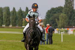 Kenis Pieter, BEL, Rocky 1329 <br /> European Pony Championships Avenches 2008<br /> © Hippo Foto - Dirk Caremans<br /> 26/07/2008