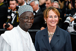 Segolene Royal and guest attending the Soiree 70eme Anniversaire during the 70th Cannes Film Festival on May 23, 2017 in Cannes, France. Photo by Julien Zannoni/APS-Medias/ABACAPRESS.COM