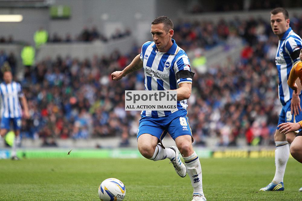 Brighton's Andrew Crofts moves forward(c) Phil Duncan | StockPix.eu
