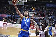 VL Pesaro vs Betaland Capo d'Orlando 11 marzo Foto Ciamillo Wojciechowski Jakub