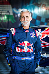 25.10.2014, Red Bull Ring, Spielberg, AUT, Red Bull Air Race, im Bild Peter Besenyei, (HUN) während das Hangar Walks // during the Red Bull Air Race Championships 2014 at the Red Bull Ring in Spielberg, Austria, 2014/10/25, EXPA Pictures © 2014, PhotoCredit: EXPA/ M.Kuhnke