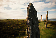 The Ring of Brogan, Orkney, Scotland