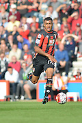 AFC Bournemouth's striker Joshua King looking to attack during the Barclays Premier League match between Bournemouth and Watford at the Goldsands Stadium, Bournemouth, England on 3 October 2015. Photo by Mark Davies.