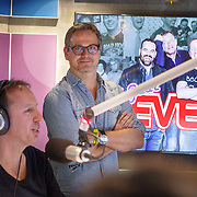 NLD/Hilversum/20150417 - Evers Staat Op bestaat 15 jaar, Edwin Evers en Guus Meeuwis