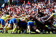 Stade Toulousain v ASM Clermont Auvergne, Stade Ernest Wallon, Samedi 13 September 2014. Top 14 5eme Journee.