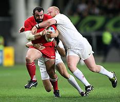 Dunedin-Rugby, RWC, England v Georgia