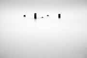 This is all that is left from an old dock in East Ship Harbour. Long minimal exposure.