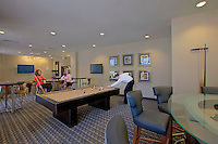 The Portico Activity or Clubroom Interior