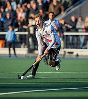 UTRECHT -  Floris Middendorp (Adam)  tijdens de hoofdklasse hockeywedstrijd mannen, Kampong-Amsterdam (4-3).  COPYRIGHT KOEN SUYK