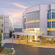 The Providence Saint Joseph Medical Plaza was designed for Pacific Medical Buildings by SWA Architects in 2008. The structure is 98,559 sq. ft. and includes a 990 stall parking structure.